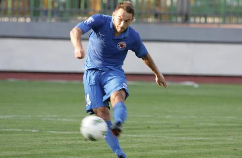 К.Кравченко присоединился к Ильичевцу