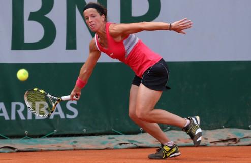 Палермо (WTA). Домингес и Закопалова выходят в четвертьфинал