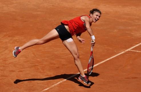 Будапешт (WTA). Есть все полуфиналистки