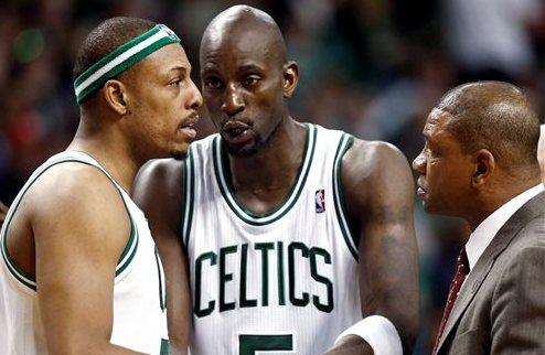НБА. Официально: Гарнетт, Пирс и Терри обменяны в Бруклин