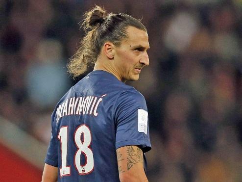 Ибрахимович уйдет в Манчестер Сити из-за Кавани?