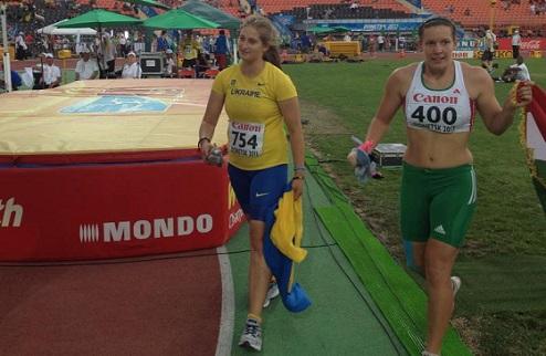 Легкая атлетика. ЮЧМ (U-17). Семенкова приносит Украине первую медаль