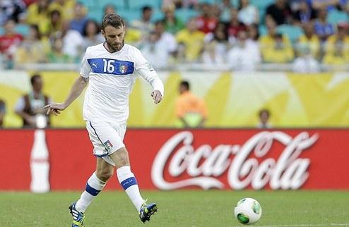 Рома: предсезонные тренировки без Де Росси; Даниэле близок к Челси