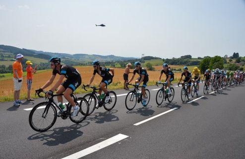 Тур де Франс. Восхождение на Мон-Венту. Как это было