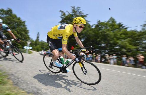 Тур де Франс. Фрум разрывает всех на Мон-Венту