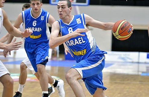 Чемпионат Европы U-20. Украина уступает Израилю