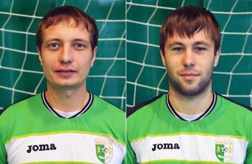Футзал. Официально: Макаев и Якунин перешли в Ураган