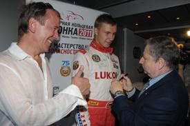Сироткину пророчат место в Формуле-1 в 2014-м году