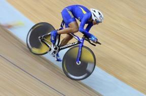 Велотрек. Украина не осталась без медалей молодежного ЧЕ-2013