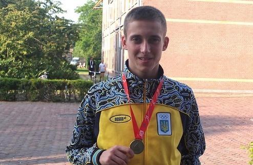Легкая атлетика. Украинец Пасевин берет бронзу Олимпийского фестиваля