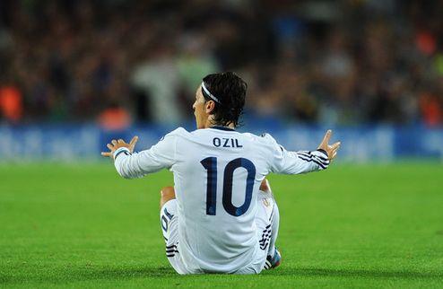 Езил и Реал готовятся к переговорам о новом контракте