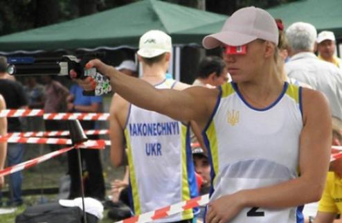 Современное пятиборье. ЧЕ. Три медали для Украины