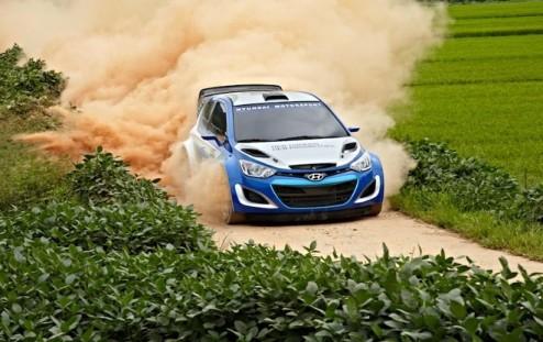 WRC. Буфье — второй тест-пилот Hyundai