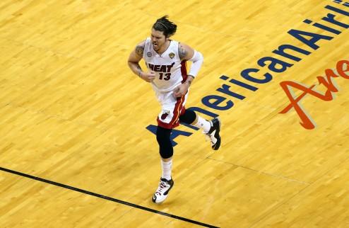 НБА. Хит отчислили Миллера