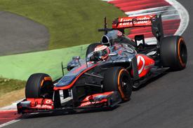 Формула-1. Магнуссен задает темп на молодежных тестах в среду