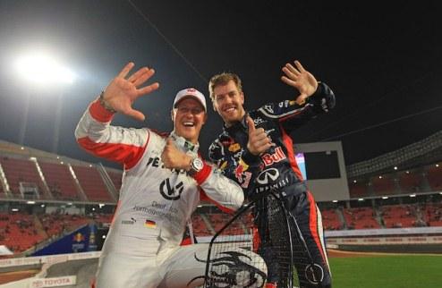 Гонка чемпионов остается в Бангкоке