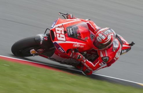 MotoGP. Хейден покидает Дукати