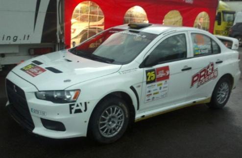 Odessa Rally Team ����������� �� ����� �������