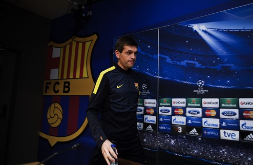 СМИ: Виланова сегодня покинет Барселону