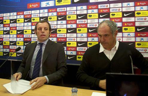Нового тренера Барселона получит на следующей неделе