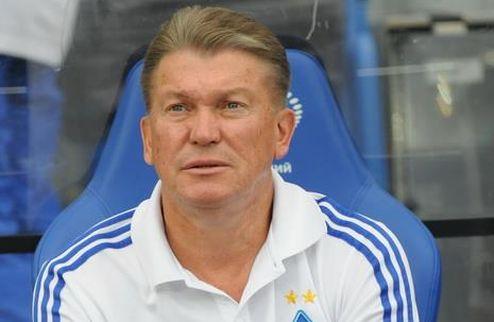 """Блохин: """"Со временем команда заиграет в другой футбол"""""""