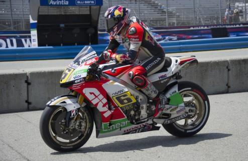MotoGP. Гран-при США. Дебютный поул Брадля