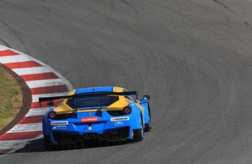 Team Ukraine racing with Ferrari: ��� ������ �� �������