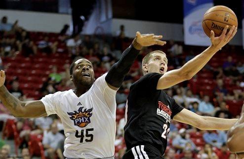 Летняя Лига НБА. Безупречные Финикс и Голден Стейт, первое поражение DLS