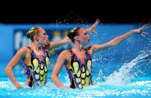 Водные виды. ЧМ. Два финала для украинцев