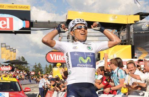 Герой Тур де Франс 2013. Наиро Кинтана