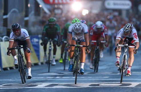 Тур де Франс. Киттель побеждает на Елисейских полях