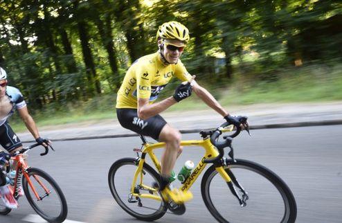 Тур де Франс. Все обладатели желтой майки