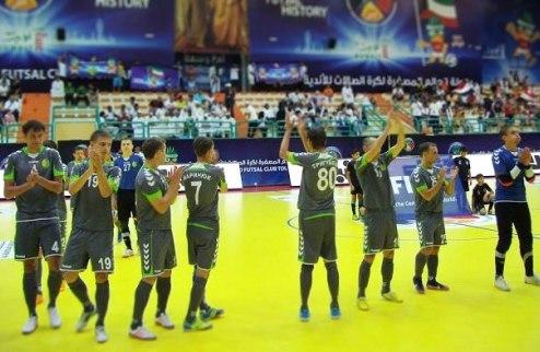 Футзал. Кардинал выходит в полуфинал кувейтского турнира
