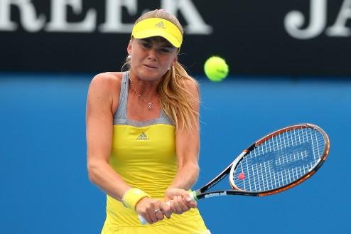 Стэнфорд (WTA). Гантухова справилась с Викмайер