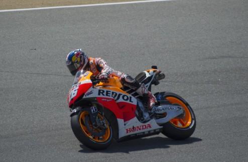 MotoGP. Хонда: возможный переход на новый байк намечен на сентябрь