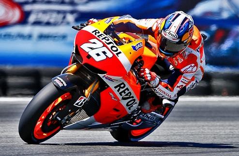 MotoGP. У Педросы обнаружен перелом ключицы
