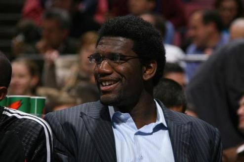 Оден проводит ворк-ауты для клубов НБА