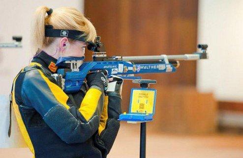 Пулевая стрельба. Два золота украинок на чемпионате Европы