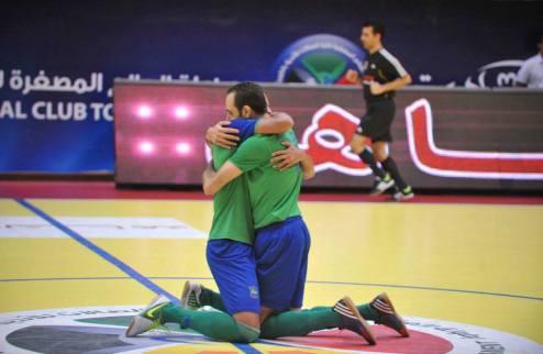 ������. �������� ������� � ������ Mini World Futsal Club Tournament