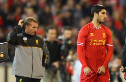 Суарес в ярости, Ливерпуль экстренно ищет ему замену