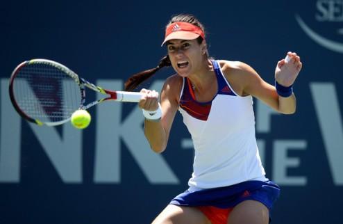 Стэнфорд (WTA). Кирстя проходит в четверьфинал