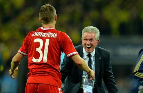Швайнштайгер — футболист года в Германии, Хайнкес — тренер года