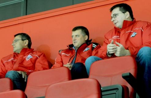 Официально: ФХУ предлагает Назарову и Годынюку возглавить сборную Украины