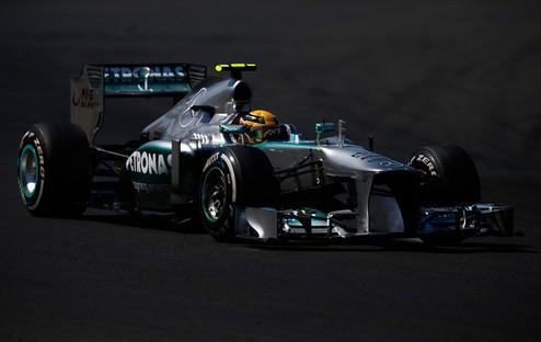 Формула-1. Хэмилтон нацелен на чемпионство