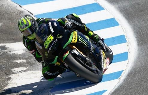 MotoGP. Кратчлоу объявит о своем решении перед Индианаполисом