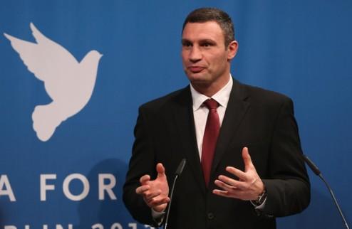 Вит.Кличко-Стиверн: торги снова отложены