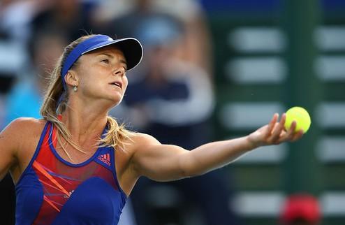 Карлсбад (WTA). Успехи Гантуховой и Суарес Наварро