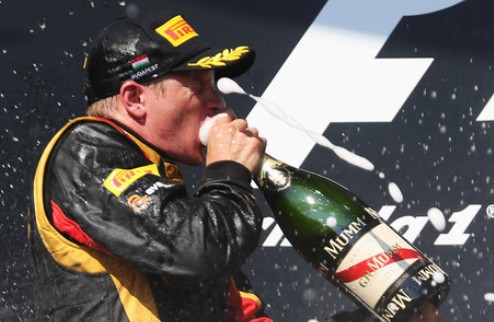 Формула-1. Феррари зовет к себе Райкконена