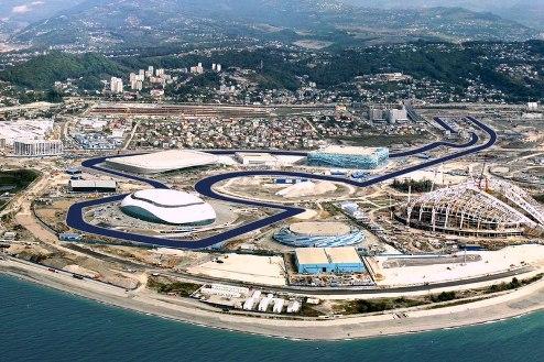 Формула-1. Организаторы Гран-при России не могут договориться с властями