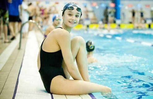 Плавание. 15-летняя полтавчанка дважды за день улучшила взрослый рекорд Украины